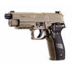 Sig Sauer P226 .177 Air Pistol - Dark Earth