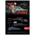 Gamo Phox .22 Pre-Charge Air Rifle Package