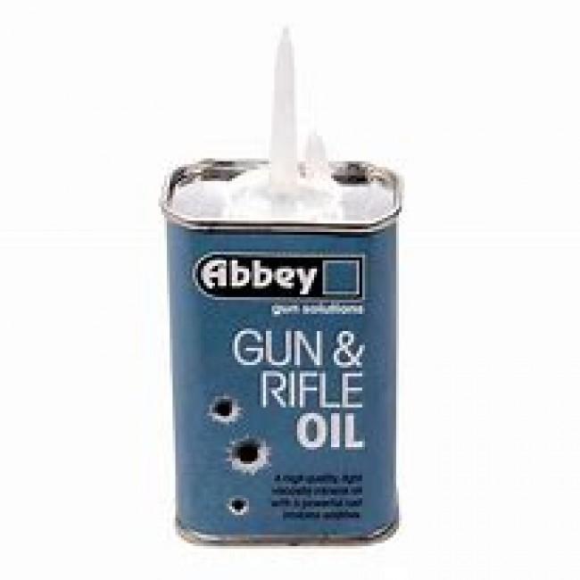 Abbey Gun & Rifle Oil 125ml