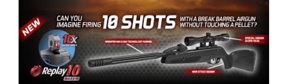 gamo 10 shot