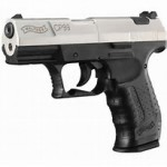 Walther CP99 CO2 Powered Air Pistol - Nickel