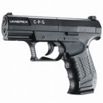 Umarex CPS .177 CO2 Powered Air Pistol