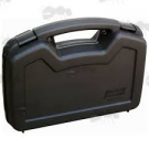MTM Double pistol hard case