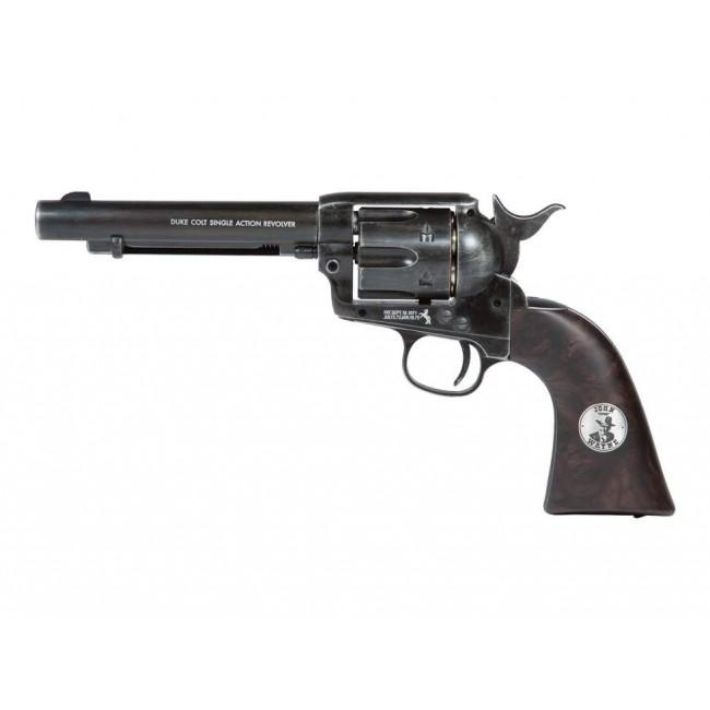 Umarex John Wayne Duke Colt .177 Weathered CO2 Air Pistol .177