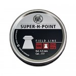 RWS Super-H-Point .177 Pellets