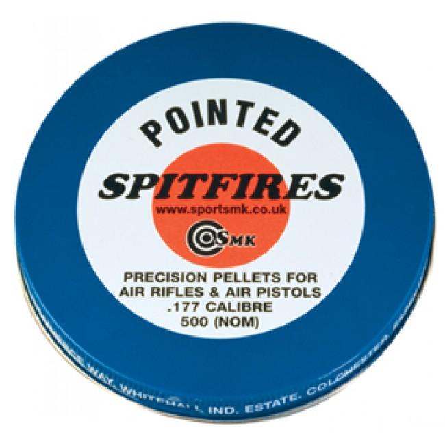 SMK Spitfires Pointed Pellets