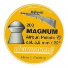 Weihrauch MAGNUM .22 Airgun Pellets