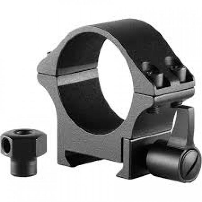 Hawke Professioanl Steel Ring Mounts Weaver 30mm Low