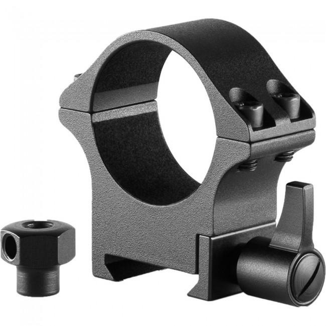 Hawke Professional Steel Ring Mounts Weaver 30mm Medium