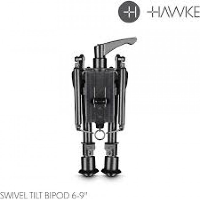 "Hawke Bi-Pod 6-9"" Fixed"