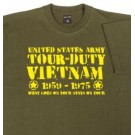 Tour Of Duty Yellow T-Shirt