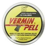Webley Verminpell .22 Pellets
