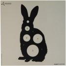 Flip Target Range Right LTD Pack Of 50 Rabbit Targets