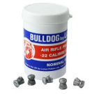 Bulldog by Lanes .22 Domed Pellets