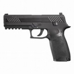 Sig Sauer P320 CO2 Powered Air Pistol - Black