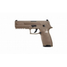 Sig Sauer P320 CO2 Powered Air Pistol - Dark Earth