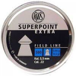 RWS Superpoint Extra .22 Pellets