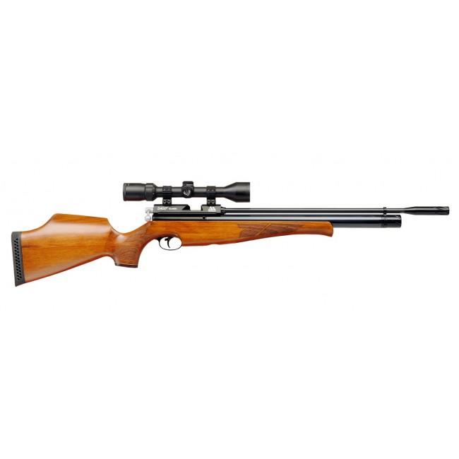 Air Arms S400 .177 PCP Air Rifle Beech Stock