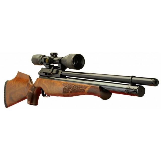 Air Arms S510 .177 PCP Air Rifle Beech Stock.
